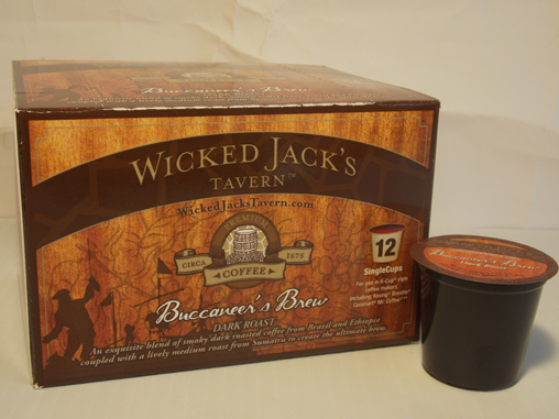 Wicked Jack Coffee *SingleCup