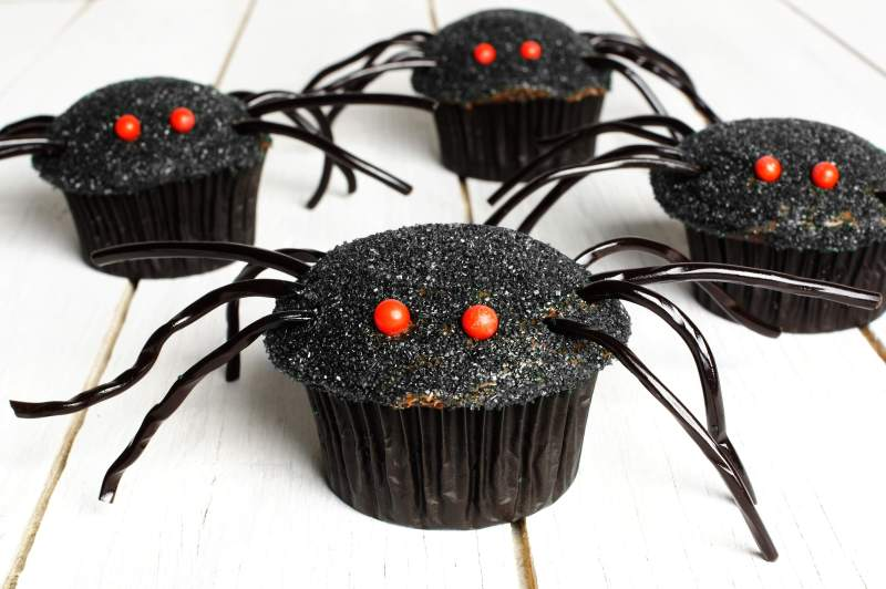 cake spiders