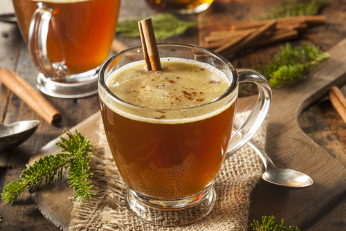 Spiced Buttered Rum